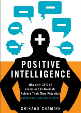 Positive intelligence provides answers to most of our pressing questions: Why do most dieters succumb to yo-yo dieting?  Why is our increased happiness so fleeting after we achieve what we thought would bring lasting happiness?  Why do new leadership skills acquired in workshops soon give way to old habits? Why do