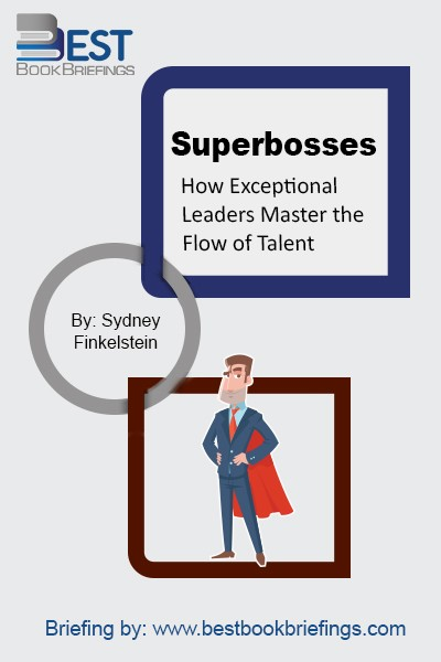 Why do perfectly good companies have to die? They don't. Companies can avoid or overcome almost any business challenge with the right talent. It's when organizations don't regenerate their talent—and with it their supply of new ideas, approaches, and solutions—that they flounder. The wisdom of talent spawner—whom we call superbosses—isn't merely