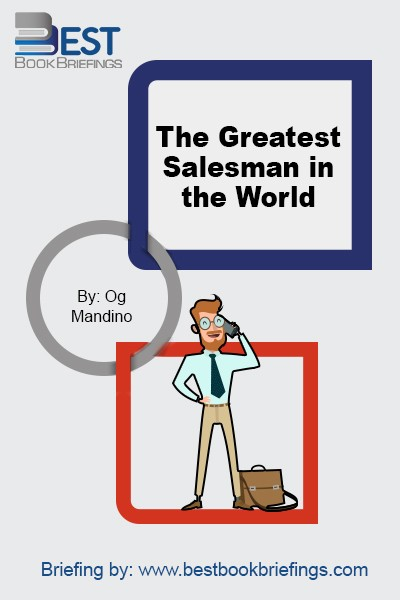 The Greatest Salesman in the World is one of the bestsellers from Og Mandino. The book, just like many other inspirational works that he has done, is an outstanding story that leads a person through an interesting story that has great lessons. In this inspirational book, he combines great skills of