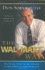 The Wal-Mart story is full of simple, but important truths. It's a story that has mystified some, frustrated others, and been admired by many. It's a story about principled, focused leadership that has been able to effectively and consistently balance values and the bottom line in a way that has seldom