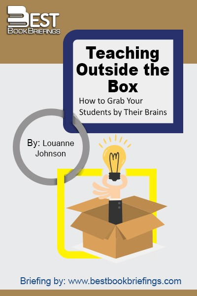 From seating plans to Shakespeare, Teaching Outside the Box offers practical strategies that will help both new teachers and seasoned veterans create dynamic classroom environments where students enjoy learning and teachers enjoy teaching. This indispensable book is filled with no-nonsense advice, checklists, and handouts as well as a step-by-step plan to