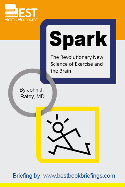 In Spark, Dr. John J. Ratey explains how exercising can optimize your brain performance while also protecting it from Alzheimer's and Parkinson's diseases, how it can improve learning, fight mental disorders and delay aging.