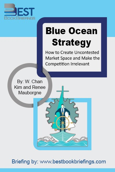 The dominant thinking of strategy work over the past 25 years has only focused on competition-based red ocean strategies. The result has been a fairly good understanding of how to compete skillfully in red oceans, with tools such as downsizing, differentiation, focus and benchmarking the competition. We rarely find any tools that