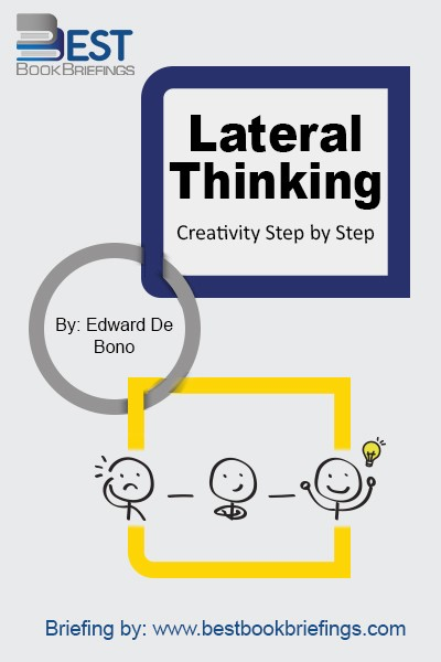 Lateral thinking is the ability to think creatively, or  outside the box,  as it is sometimes referred to in business, to use your inspiration and imagination to solve problems by looking at them from unexpected perspectives. The term was promulgated in 1967 by Edward de Bono. According to him, lateral thinking