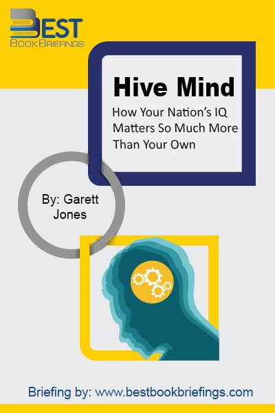 """Animal researchers, computer scientists, and occasionally social scientists sometimes use the metaphor of """"collective intelligence"""" or a """"hive mind"""" to explain group actions. Indeed, human society in every nation today is a form of collective intelligence, in which the accumulated knowledge of the past makes its members richer today, and in"""