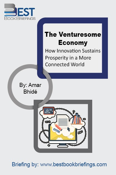 Many warn that the next stage of globalization--the offshoring of research and development to China and India--threatens the foundations of Western prosperity. But in  The Venturesome Economy,  acclaimed business and economics scholar Amar Bhide shows how wrong the doomsayers are.Using extensive field studies on venture-capital-backed businesses to examine how technology really