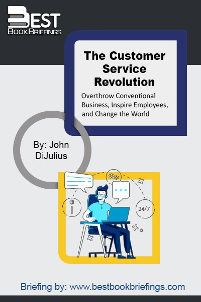 Hundreds of organizations everywhere now seek to change the world by creating a customer service revolution. It's a major part of their business strategy, as they distance themselves from the competition. However, for it to be truly successful, it is critical you understand what creating a customer service revolution really means: