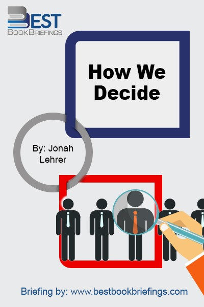 Whenever someone makes a decision and tries to be reasonable and restrained, the brain is awash in feelings, driven by its inexplicable passions. These emotions secretly influence our judgment. Naturally, these feelings sometimes can lead us astray and cause us to make all sorts of predictable mistakes.To make good decisions, God