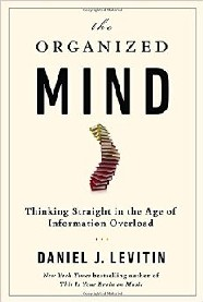With lively, entertaining chapters on everything from the kitchen junk drawer to health care to executive office workflow, Levitin reveals how new research into the cognitive neuroscience of attention and memory can be applied to the challenges of our daily lives. The Organized Mind shows how to navigate the churning flood