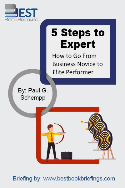 Bringing to life seminal research that identifies the characteristics that define expert or elite performers, 5 Steps to Expert  is the first to provide a sequential set of deliberate practice steps for all those who aspire to advance from their current competency to the next stage of mastery--and for those who coach and