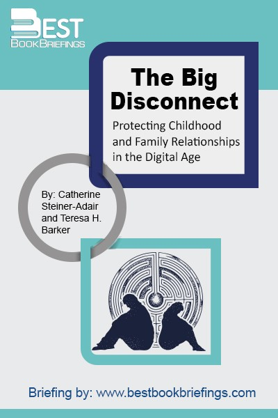 As the focus of family has turned to the glow of the screen—children constantly texting their friends, parents working online around the clock—everyday life is undergoing a massive revolution.  Easy availability to the Internet and social media has erased the boundaries that protect children from the unsavory aspects of adult life.