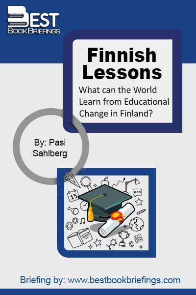 Finnish Lessons is a first-hand, comprehensive account of how Finland built a world-class education system during the past three decades. The author traces the evolution of education policies in Finland and highlights how they differ from the United States and other industrialized countries. He shows how rather than relying on competition,