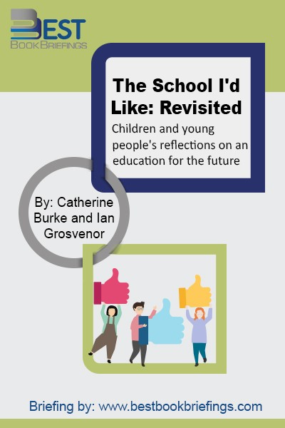 "In 2001, The Guardian newspaper launched a competition called ""The School I'd Like"". The initiative posed what seemed like a natural and appropriate question at the turn of the new century inviting children of school age to tell how they might change education and their experience of schooling for the better.  From"