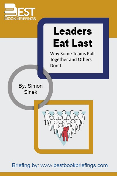 Leaders Eat Last attempts to help us understand why we do what we do. Almost all of the systems in our bodies have evolved to help us find food, stay alive and advance the species. However, for a lot of the world, and certainly throughout the developed world, finding food and