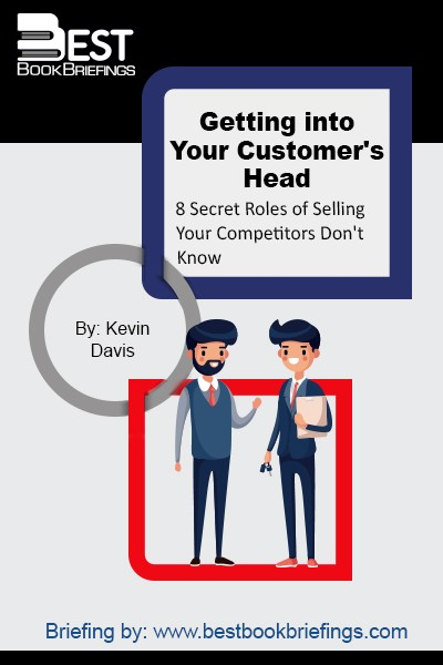In Our Rapidly Changing world, selling is becoming more difficult because buyers are changing. The Lives of our best customers, those who have known and valued you the most, have been changed personally and professionally. In today's fiercely competitive marketplace, buyers are slashing costs to get by, which means there's more