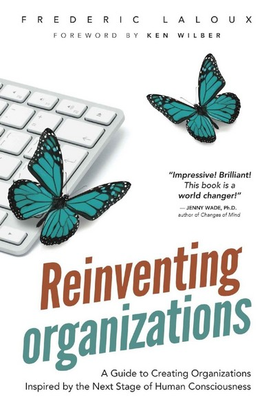The way we manage organizations seems increasingly out of date. Deep inside, we sense that more is possible. We long for soulful workplaces, for authenticity, community, passion, and purpose. In this groundbreaking book, the author shows that every time, in the past, when humanity has shifted to a new stage of