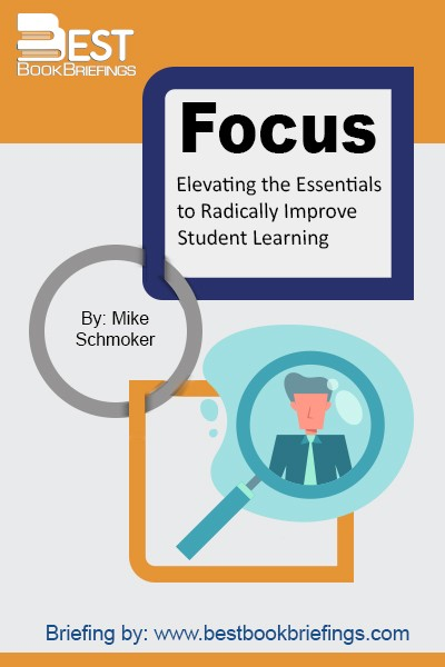 Best-selling author Mike Schmoker boils down solutions for improved schools to the most powerful, simple actions and structures that ensure you prepare all students for college, careers, and citizenship.