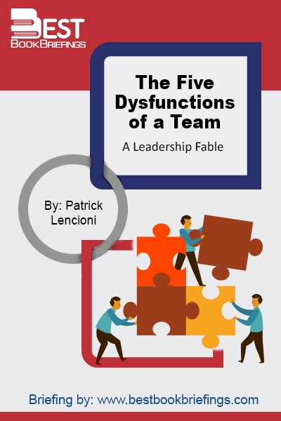 Perhaps more than any of the other dysfunctions, the leader must set the tone for a focus on results. If team members sense that the leader values anything other than results, they will take that as permission to do the same for themselves. Team leaders must be selfless and objective and
