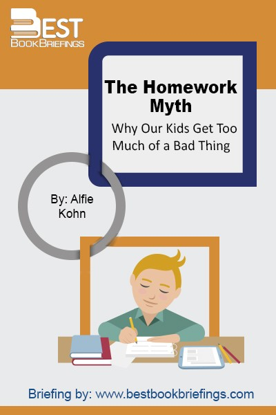 After spending most of the day in school, children are typically given additional assignments to be completed at home. This is odd in light of the fact that widespread assumptions about the benefits of homework – higher achievement and the promotion of self-discipline and responsibility-aren't substantiated by the available evidence. Many