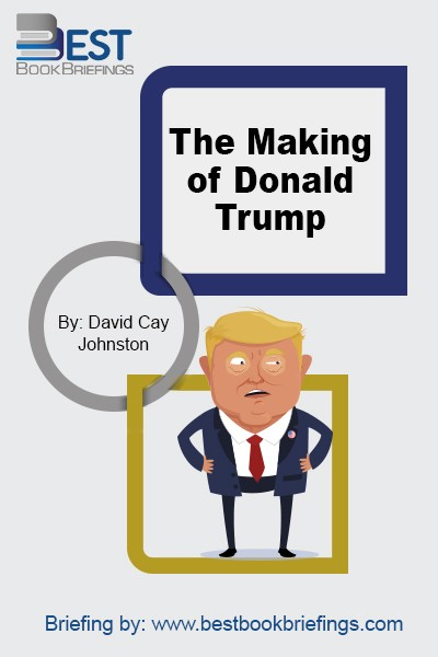 During election campaigns myths about the candidates are formed to polish their image before the voters. Like all campaigns, the Trump campaign has formed a polished image of him in an exceptional skill and determination. In this book, we try to unveil the real story of Trump as the journalist David