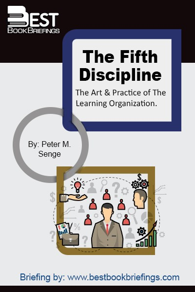 The Fifth Discipline by Peter Senge was initially published in 1990 and it was widely received and recognized as one of most influential business books. In 1997, the book was identified by Harvard Business Review as one of the seminal management books. It is a bestselling classic that helped revolutionize the