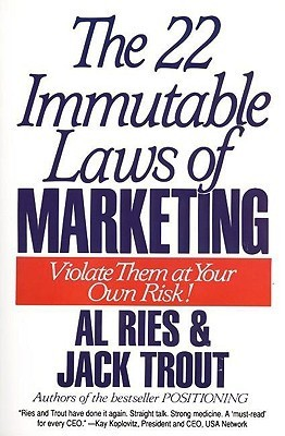 Dedicated to the elimination of myths and misconceptions from the marketing process; those are the first words written by Al Ries and Jack Trout, as a prelude to a business classic book that has long since influenced marketing thought forever. Right from the very beginning, this book touches a nerve when